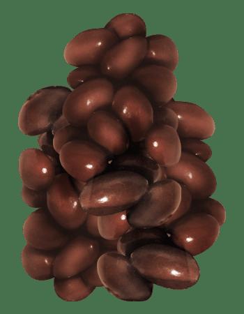Almonds Vanilla Milk Chocolate Sky 500 mg