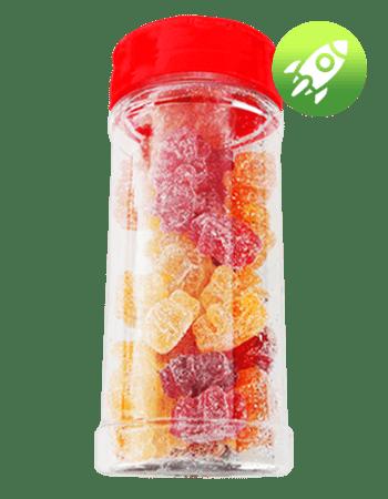 vanilla gummy bears