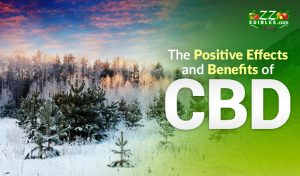 The Positive Effects and Benefits of CBD